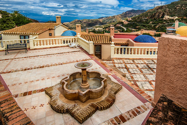 Roofs of Spain
