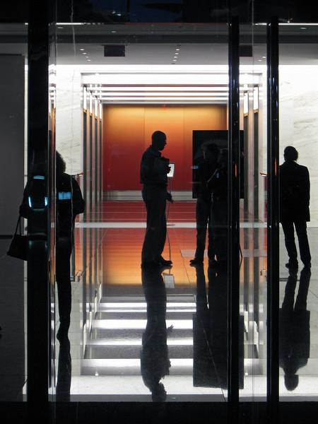 artomatic lobby