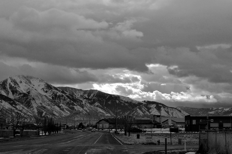 Spanish Fork, Looking South
