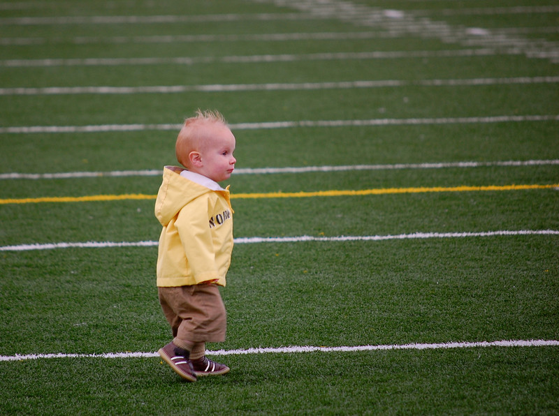 Little Boy, Big Field