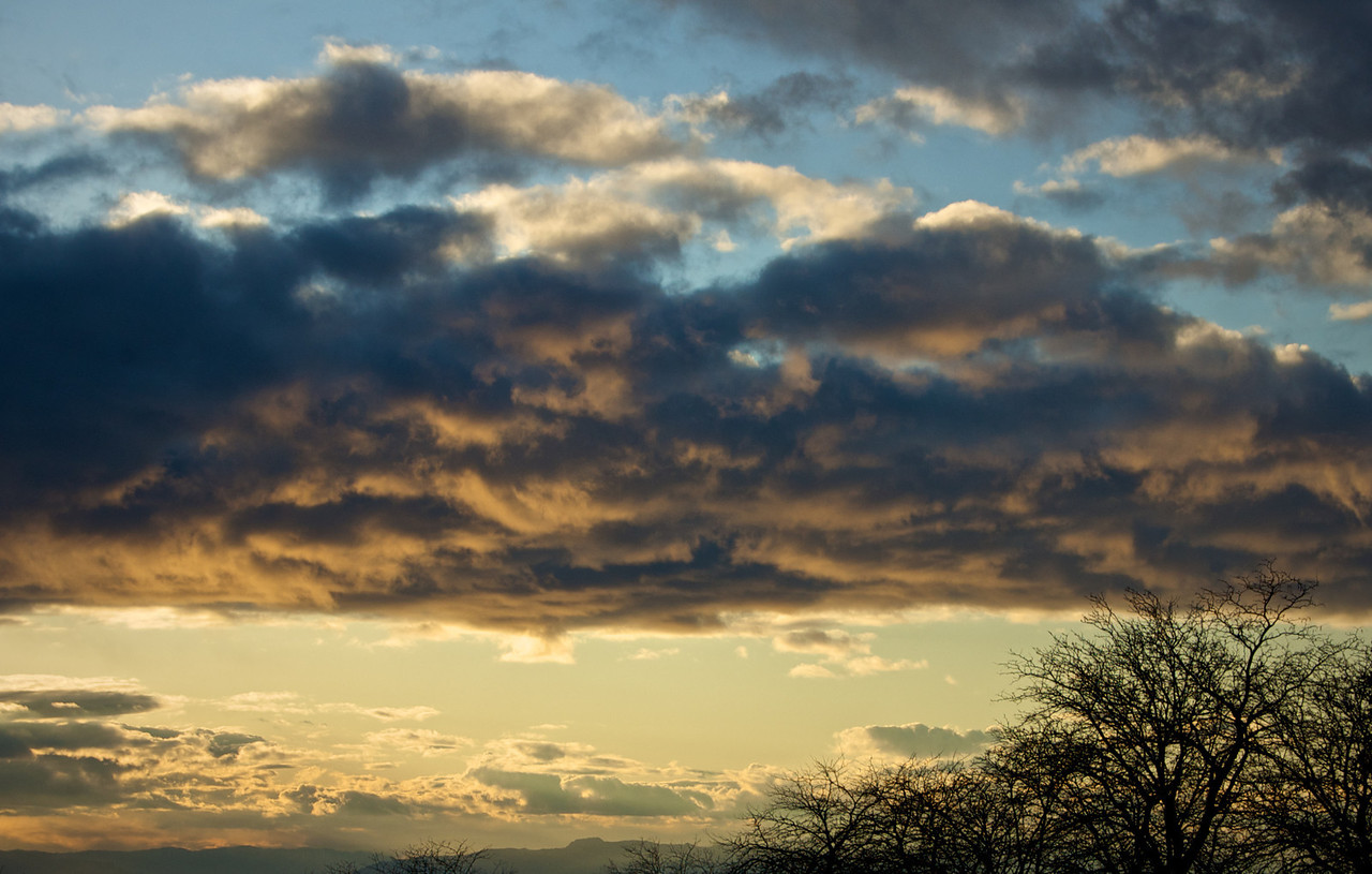 Light on Clouds