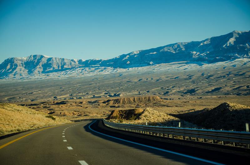 Alien Landscape (aka Nevada desert)