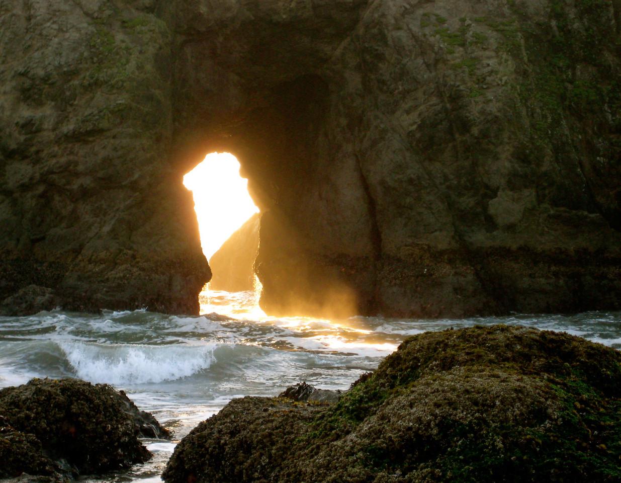 Porthole Glow