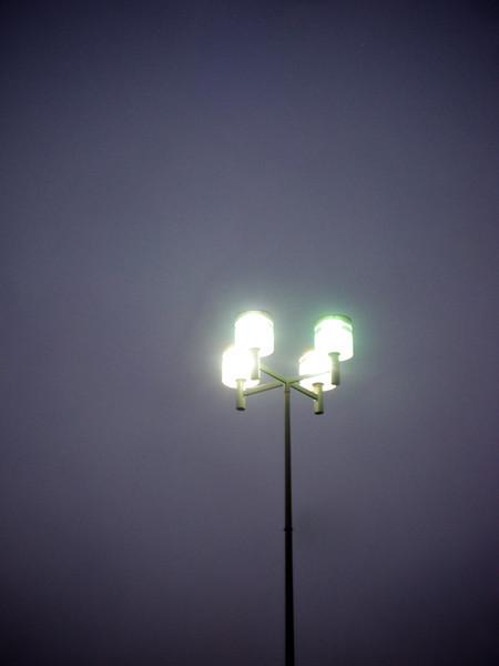Lone Lightpole