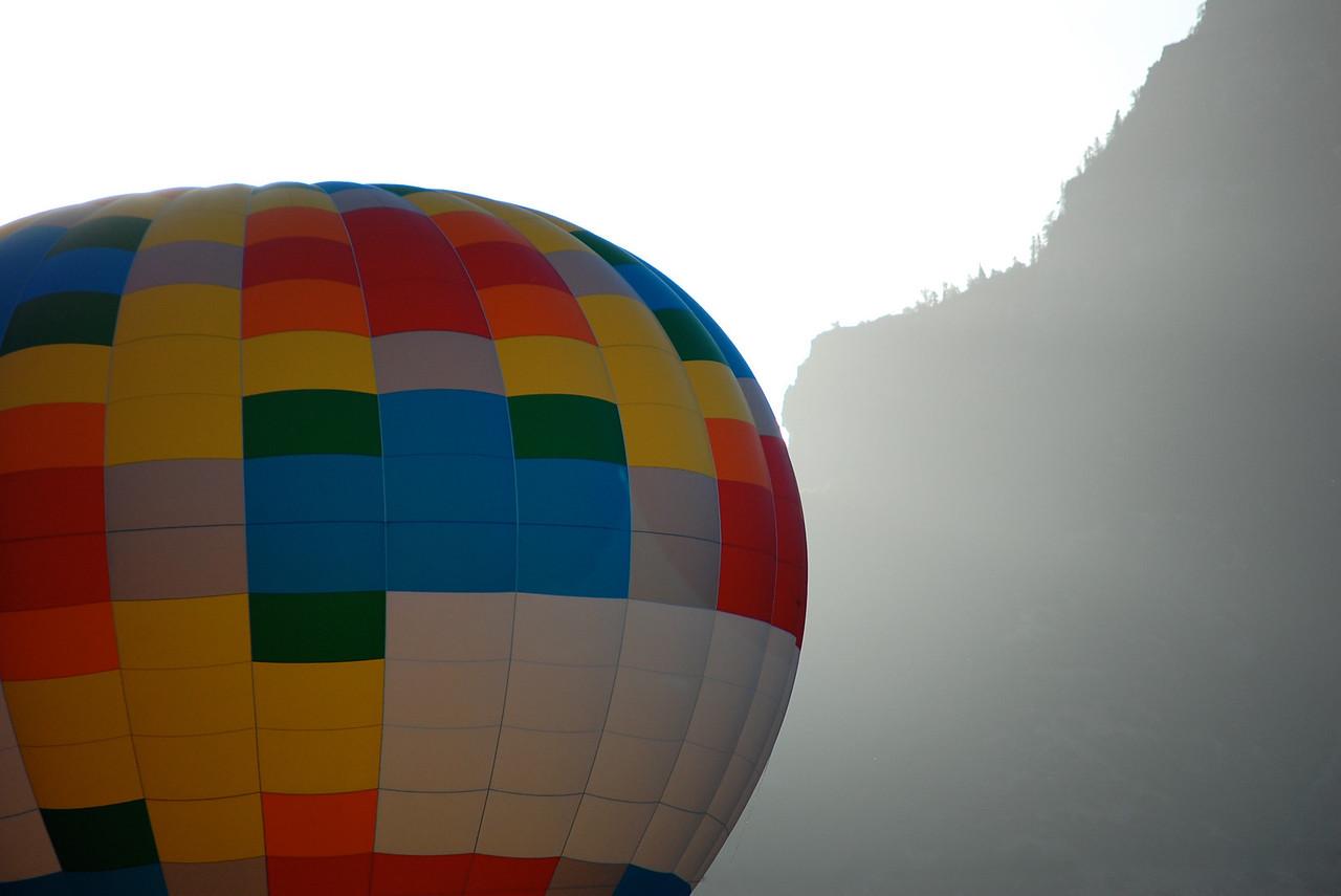 Balloon Exploration