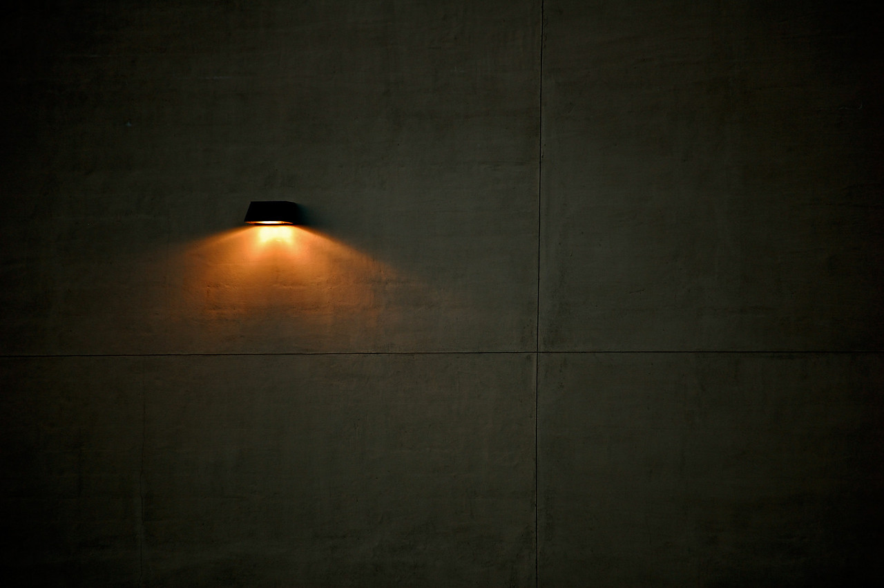 Lighted Wall