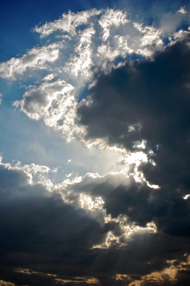 Sunbeams, Skies