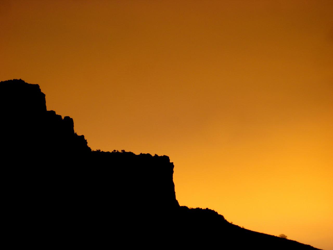 Sunrise Silhouette