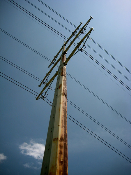 Rusty Pylon