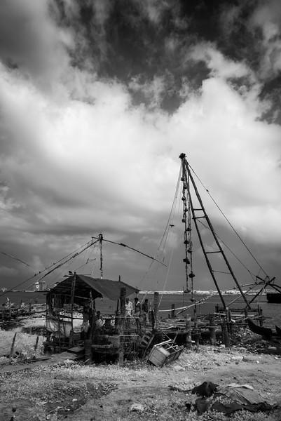 Chinese Fishing Nets II