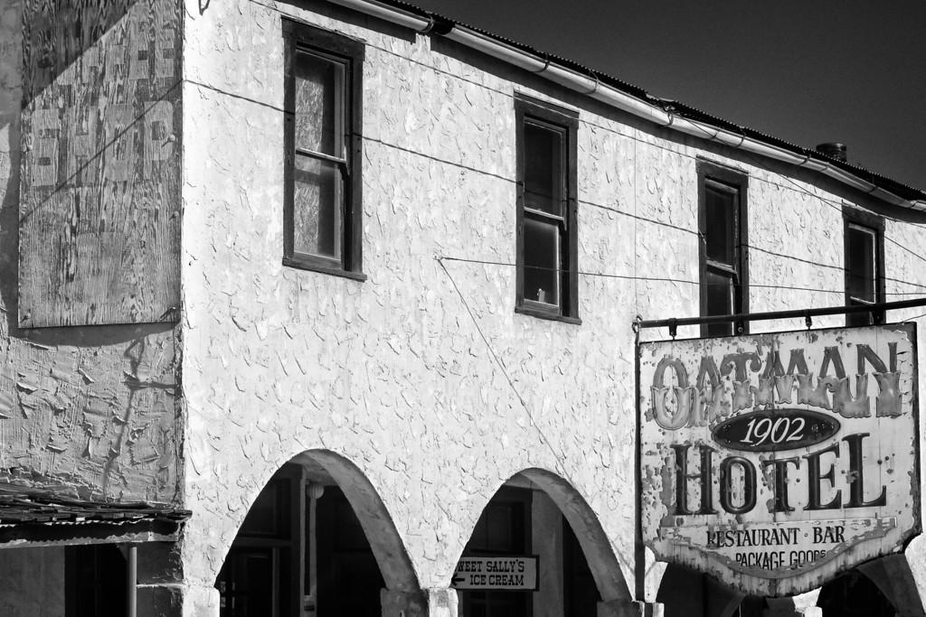 Oatman Hotel