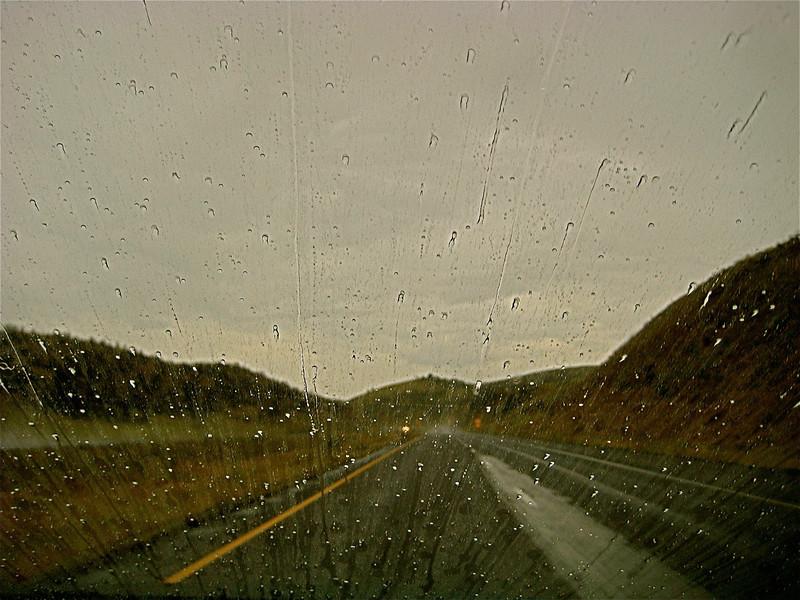 Driving (in) Rain