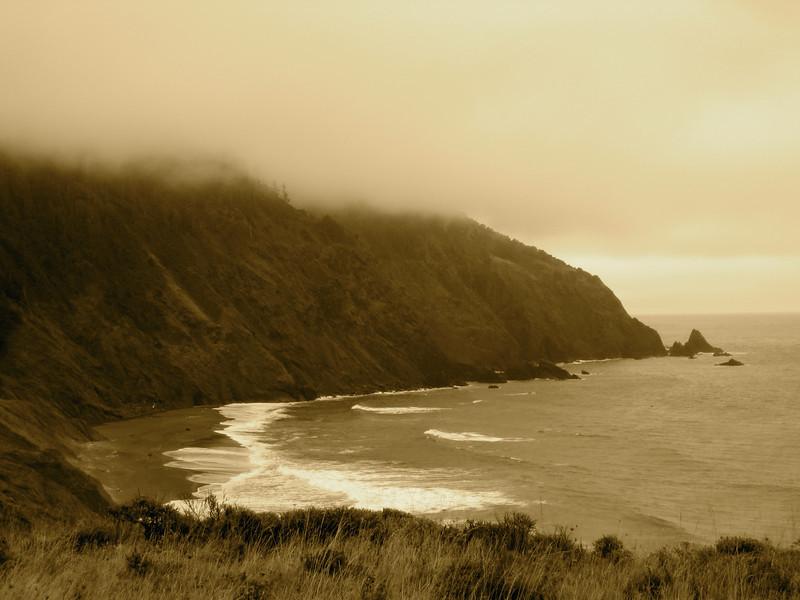 Cloudy Cove