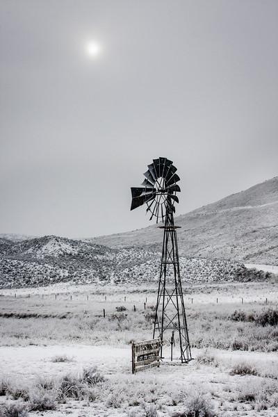 Cora's Windmill