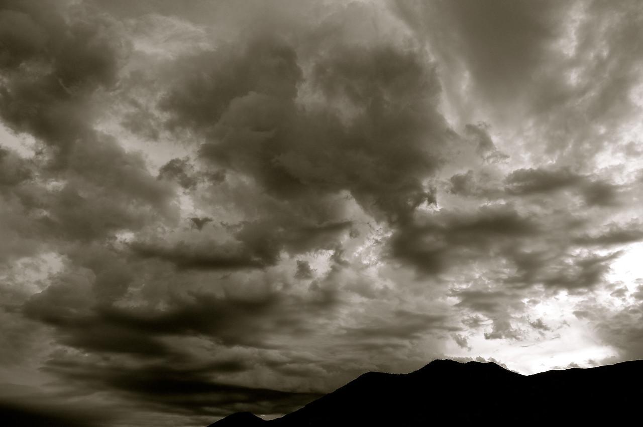 Stern Skies
