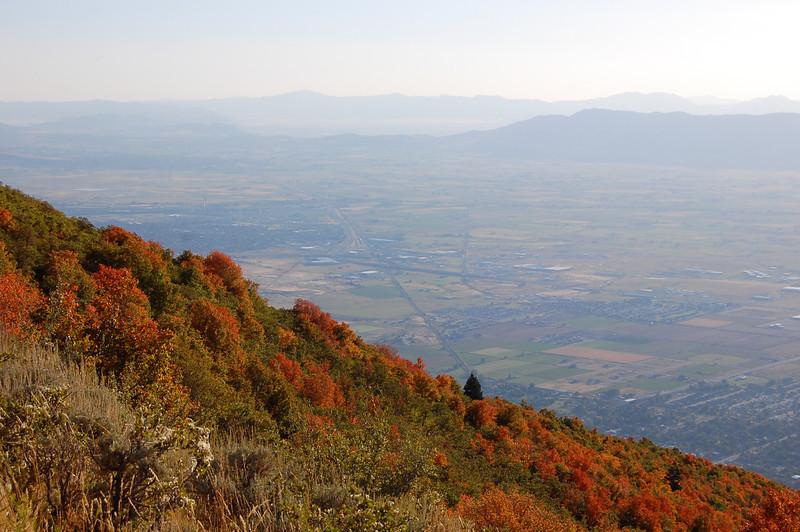 Early Autumn, Mountainside