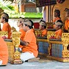 Barong Dance Musicians, Bali, Indonesia
