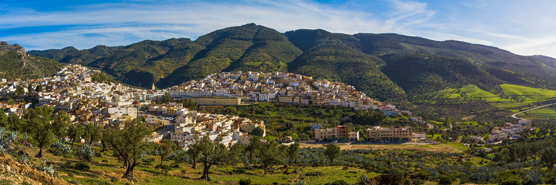 Moulay Idris, Morocco