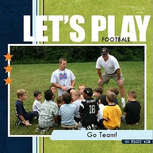 FlagFootball2009