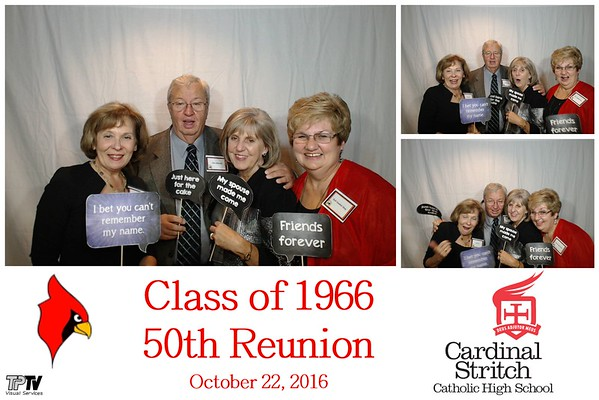Cardinal Stritch HS Class of 1966 - 50th Reunion