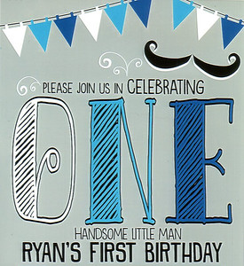Ryan's First Birthday!