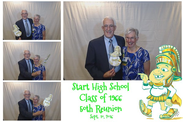 Start High School Class of 1966 - 50th Reunion