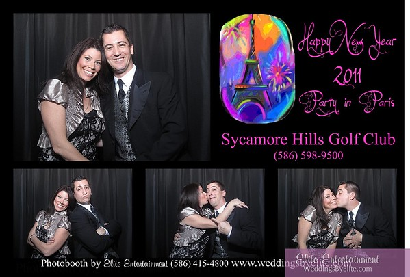 12-31-10 Sycamore Hills New Years Eve