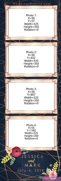 Photobooth Background Templates