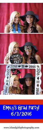 Emily's Grad Party 6-3-16