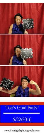 Tori's Grad Party