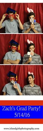 Zach's Grad Party