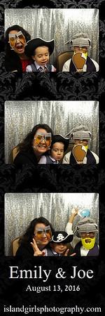 Emily & Joe's Reception