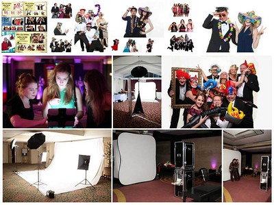 Photo Booth Rental in Newport Cardiff Swansea Wales