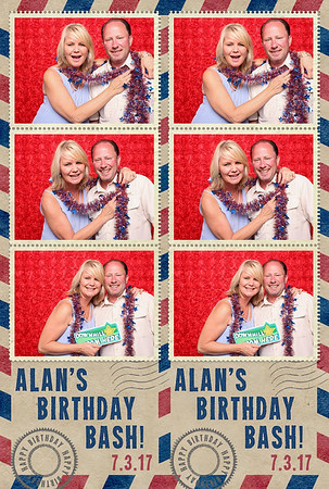 07-03-2017 Alan's Birthday Bash