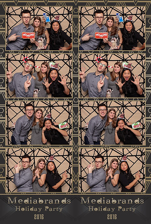 12-15-2016 Mediabrands Holiday Party