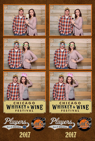 02-18-2017 Players Chicago Whiskey & Wine Festival