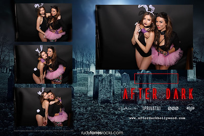 After Dark Halloween Pop Up at Red O 12.31.2016 Photo: Rudy Torres | RudyTorresRocks.com
