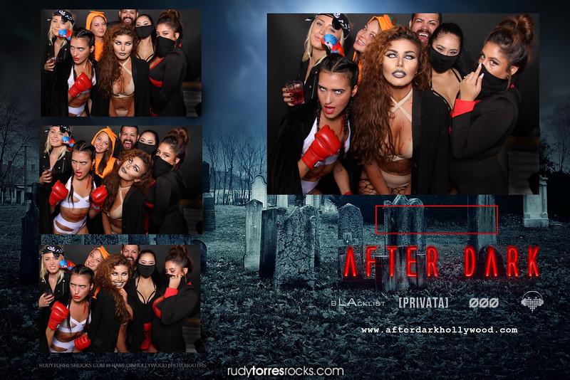 After Dark Halloween Pop Up at Red O 12.31.2016 Photo: Rudy Torres | RudyTorresRocks.com