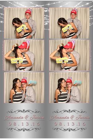 Amanda & Justin Wedding August 13, 2016