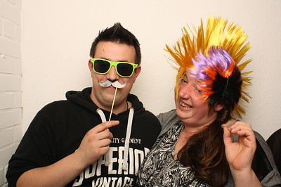 Andreas und Marcels Geburtstagsfeier