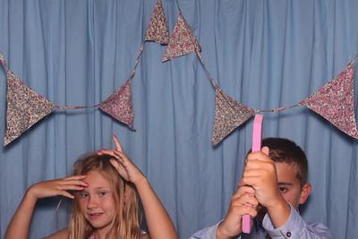 Ben and Lia Mckenzie