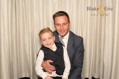 Blake & Eric October 1, 2016
