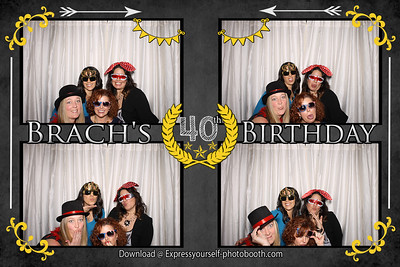 Brach's 40th Birthday 2016