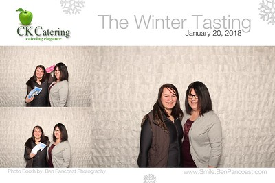 CK Winter Tasting