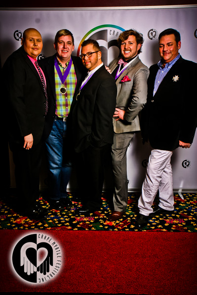 CMF Oscar Viewing Party- 2/22/2015 Raleigh, NC