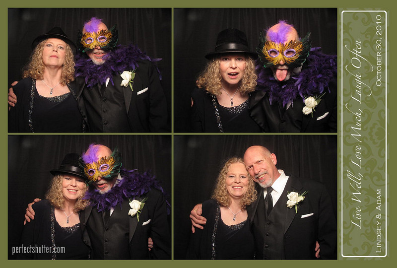 Caesar's Windsor, ON: Lindsey Adam Wedding  Photo Booth Rental