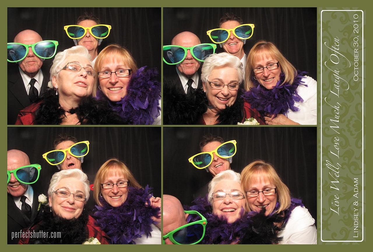 Caesar's Windsor, ON: Lindsey Adam Wedding  Photo Booth Rental