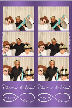Charlene & Paul Wedding September 9, 2016