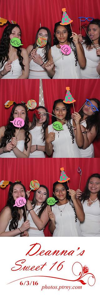 Deanna's Sweet 16