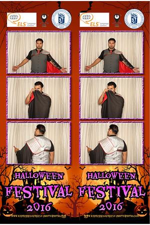 ELS San Rafael Halloween 2016